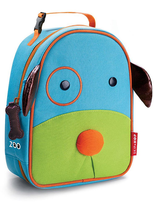 Skip Hop - Zoo Lunchie Insulated Kids Lunch Bag - Dog