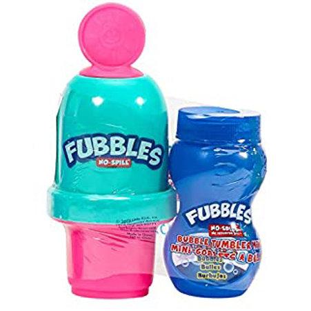Little Kids - Fubbles - Bubble Tumbler Mini - Teal