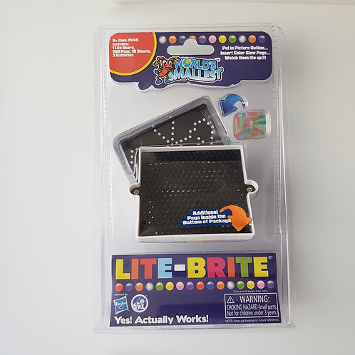 Super Impulse - World's Smallest - Lite Brite