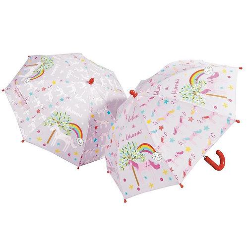 Floss & Rock - Fairy Unicorn Color Changing Umbrella