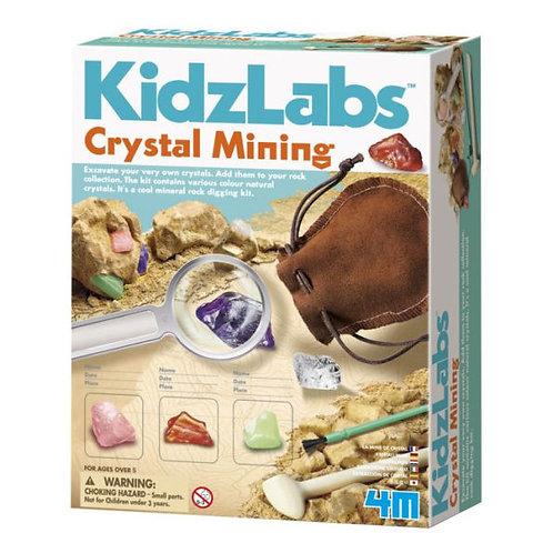 Toysmith - 4M Crystal Mining