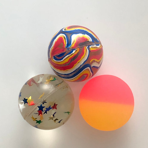 Classic Bouncy Ball - COLOR WILL VARY