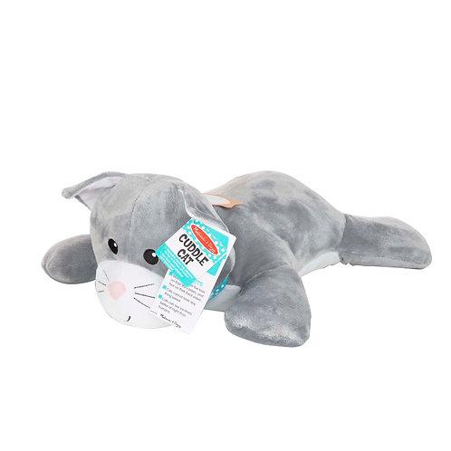 Melissa & Doug - Cuddle Cat Jumbo Plush Stuffed Animal