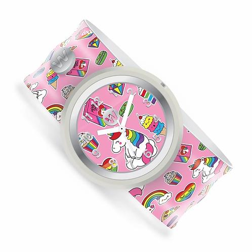 Watchitude - Unicorn Treats - Slap Watch