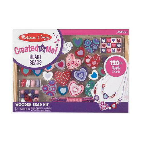 Melissa & Doug - Created by Me! Sweet Hearts Bead Set