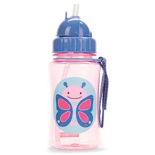 Skip Hop - Zoo Straw Bottle - Butterfly