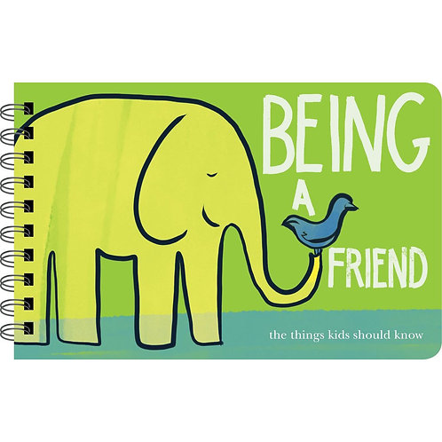 Papersalt - Being a Friend