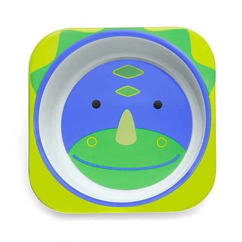 Skip Hop - Zoo Little Kid Bowl - Dinosaur