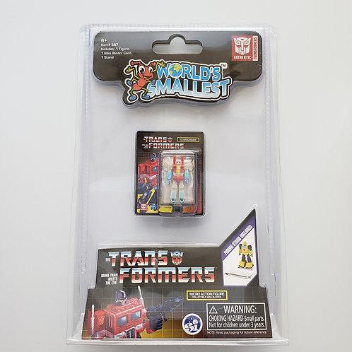 Super Impulse - Starscream - World's Smallest - Transformers