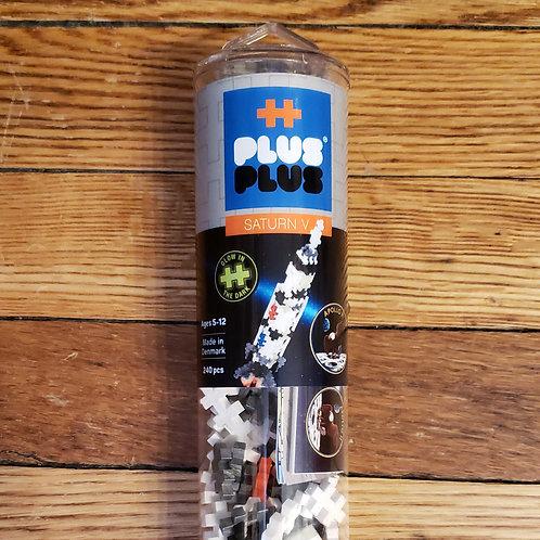 Plus-Plus - Saturn V Rocket