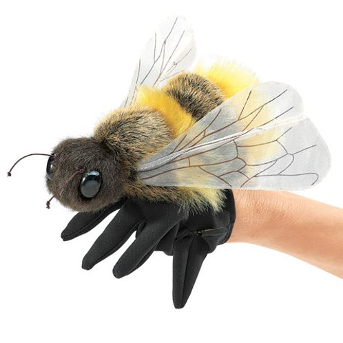 Folkmanis Hand Puppet- Honey Bee
