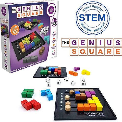 The Genius Square STEM Puzzle Game
