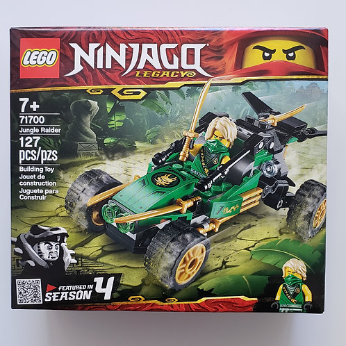 LEGO - Ninjago - Jungle Raider