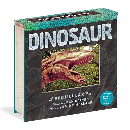 Workman Publishing - Dinosaur Book