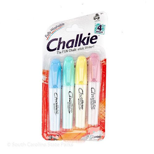 Chalkie - 4 Piece Sidewalk Chalk Set