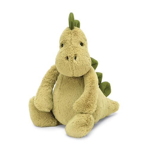 """Jellycat - Bashful Dino - Small 7"""""""