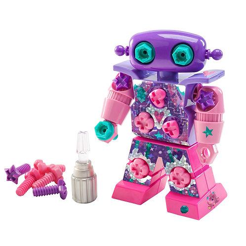 Design & Drill - SparkleBot