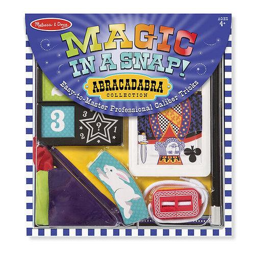Melissa & Doug - Magic in a Snap! Abracadabra Collection