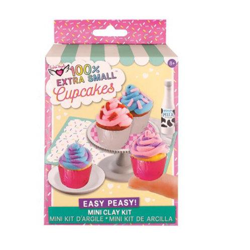Fashion Angels - 100% extra small Cupcakes - Mini Clay Kit