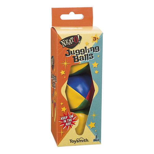 Toysmith - Juggling Balls Set