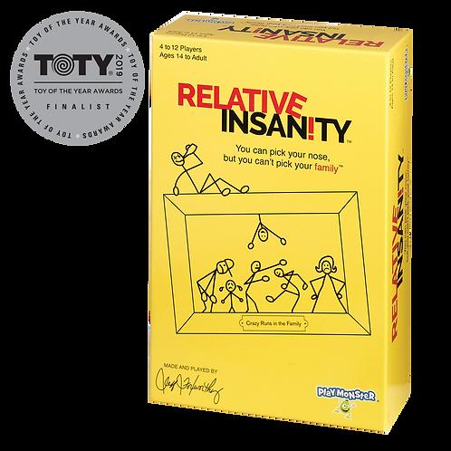 Play Monster - Relative Insanity