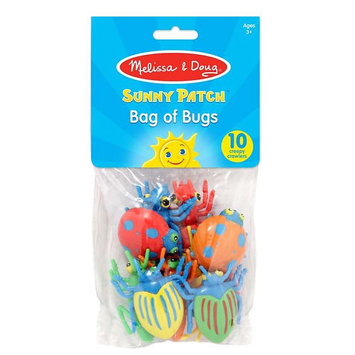 Melissa & Doug - Bag of Bugs