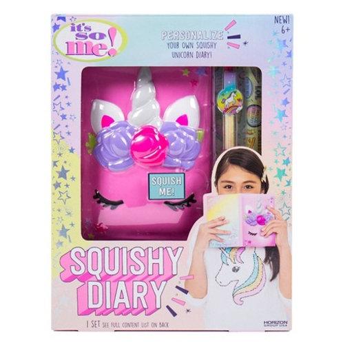 It's So Me - Squishy Unicorn Diary
