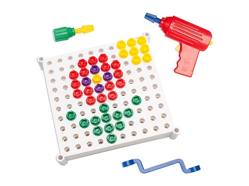 Learning Resources - Design & Drill Activity Center - Bright Works