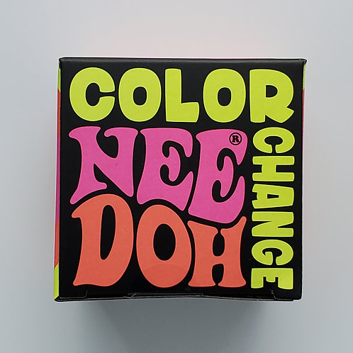 Schylling - Color Changing Nee Doh - COLOR WILL VARY