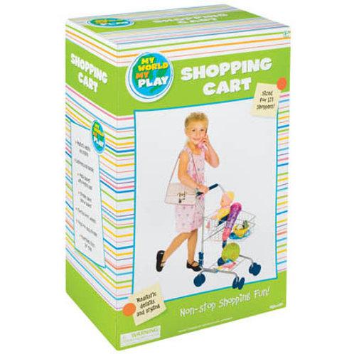 Toysmith - Shopping Cart
