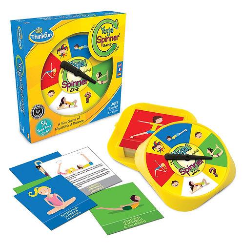 Think Fun - Yoga Spinner Game