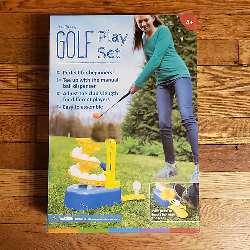 Hearthsong - Golf Play Set