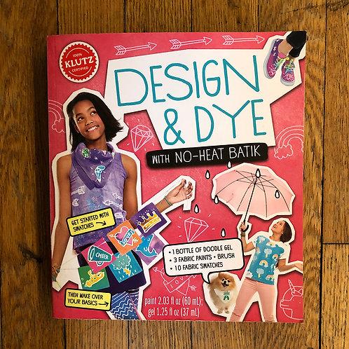 Klutz - Design & Dye