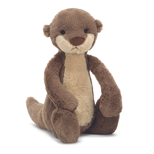 Jellycat - Bashful Otter - Small 7""