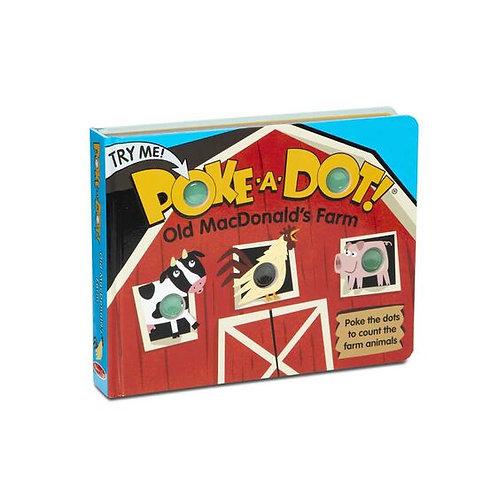 Melissa & Doug - Poke-A-Dot: Old MacDonald's Farm