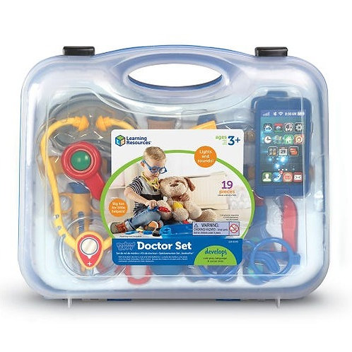 Learning Resources - Pretend & Play Doctor Set