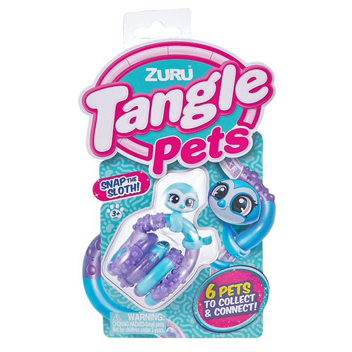 Zuru - Tangle Pets - Sloth