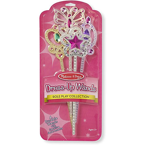 Melissa & Doug -Role Play Collection - Dress-Up Wands