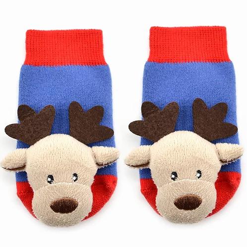Boogie Toes - Reindeer 0-1 yo