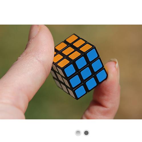 Super Impulse - World's Smallest - Rubik's Cube