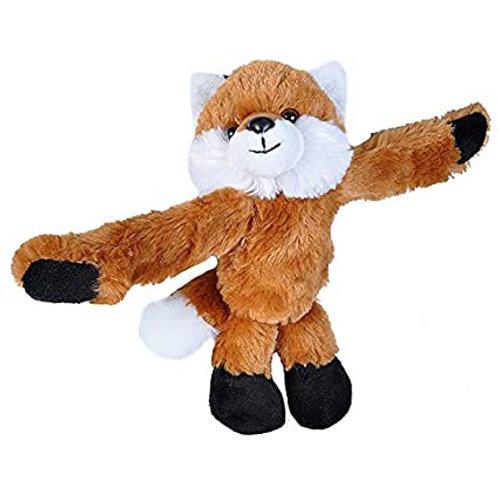 Wild Republic - Red Fox Huggers Slap Bracelet