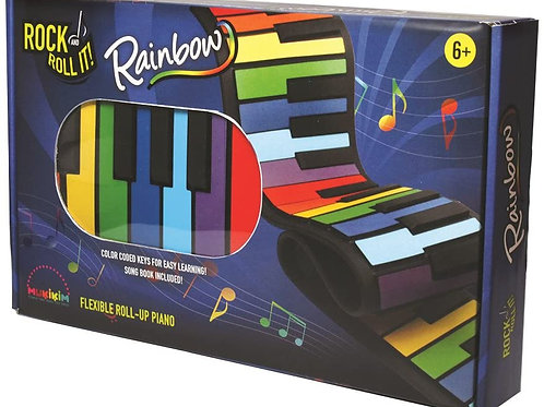 Mukikim - Rock and Roll It Rainbow Piano