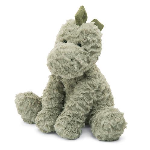 "Jellycat - Fuddlewuddle Dino - Medium 9"""