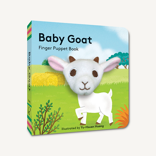 Finger Puppet Book - Baby Goat