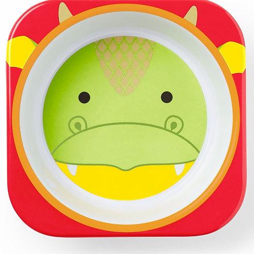 Skip Hop - Zoo Little Kid Bowl - Dragon