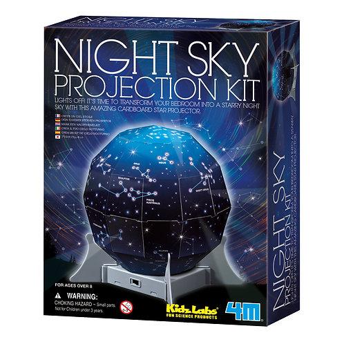 Toysmith - 4M Night Sky Projection Kit