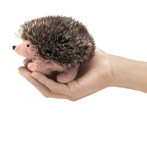 Folkmanis Finger Puppet - Mini Hedgehog