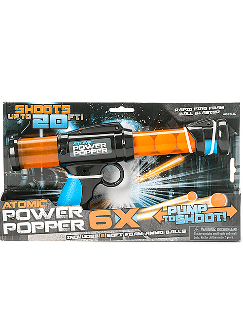 Hog Wild -Atomic Power Popper 6X