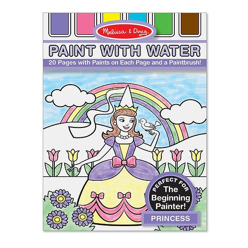 Melissa & Doug - Paint with Water - Princess