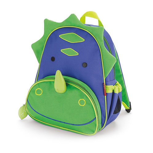 Skip Hop - Zoo Little Kid Backpack - Dinosaur